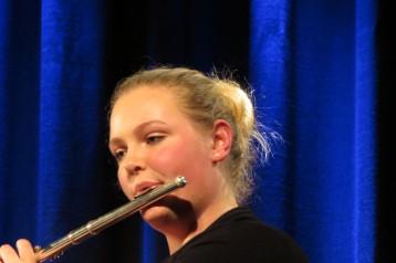 Schülerin der Städt. Musikschule Meerbusch