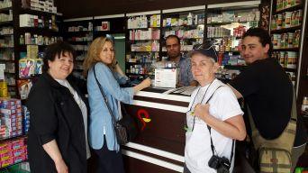Einkauf von Medikamenten
