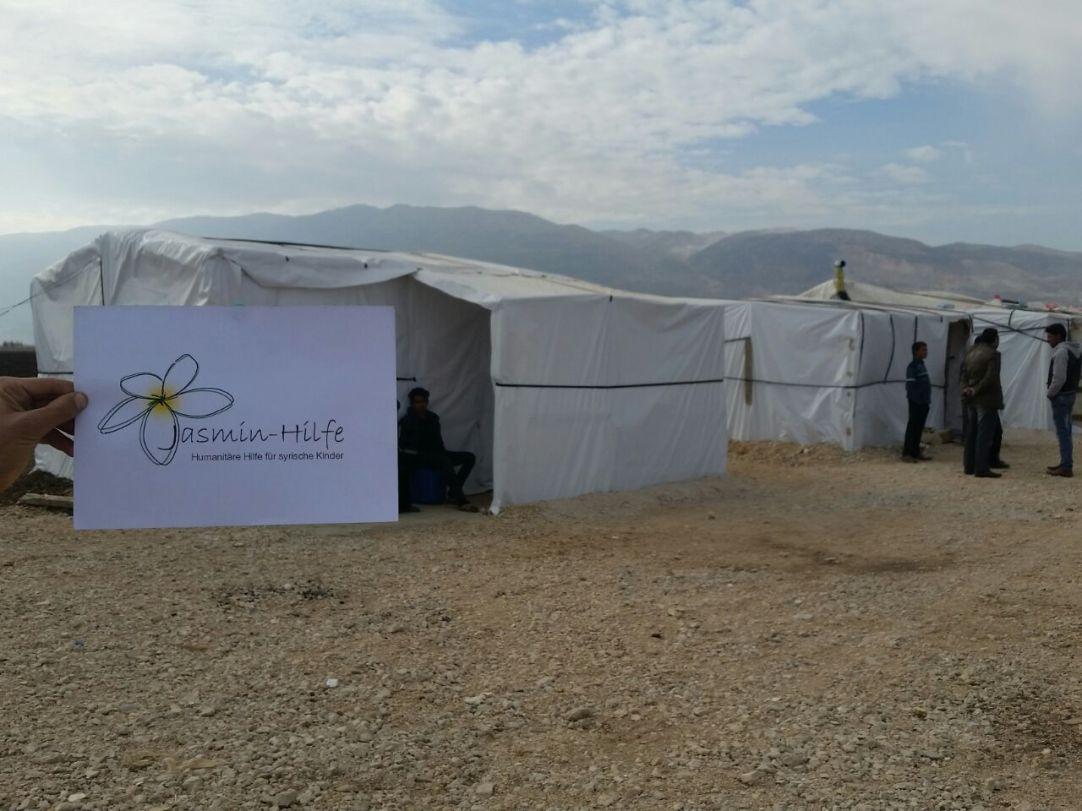 fertige stabile Zelte