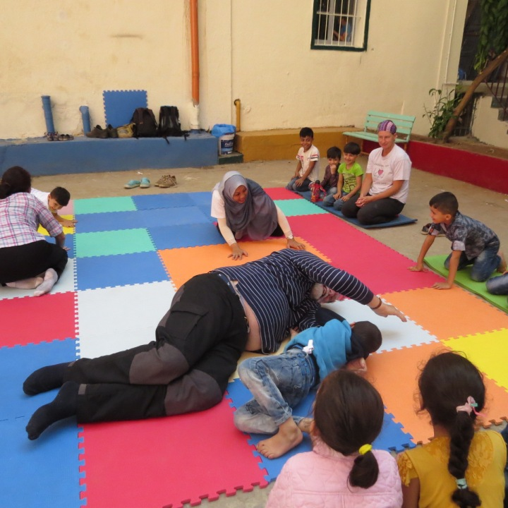Schule in Beirut