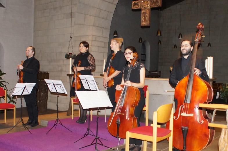 Das Damascus String Quintett