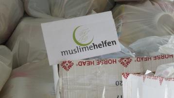 Dank der Spende von Muslime Helfen konnte diese Aktion durchgeführt werden.